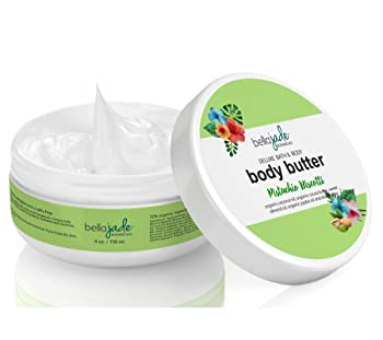 Whipped Body Butter Cream