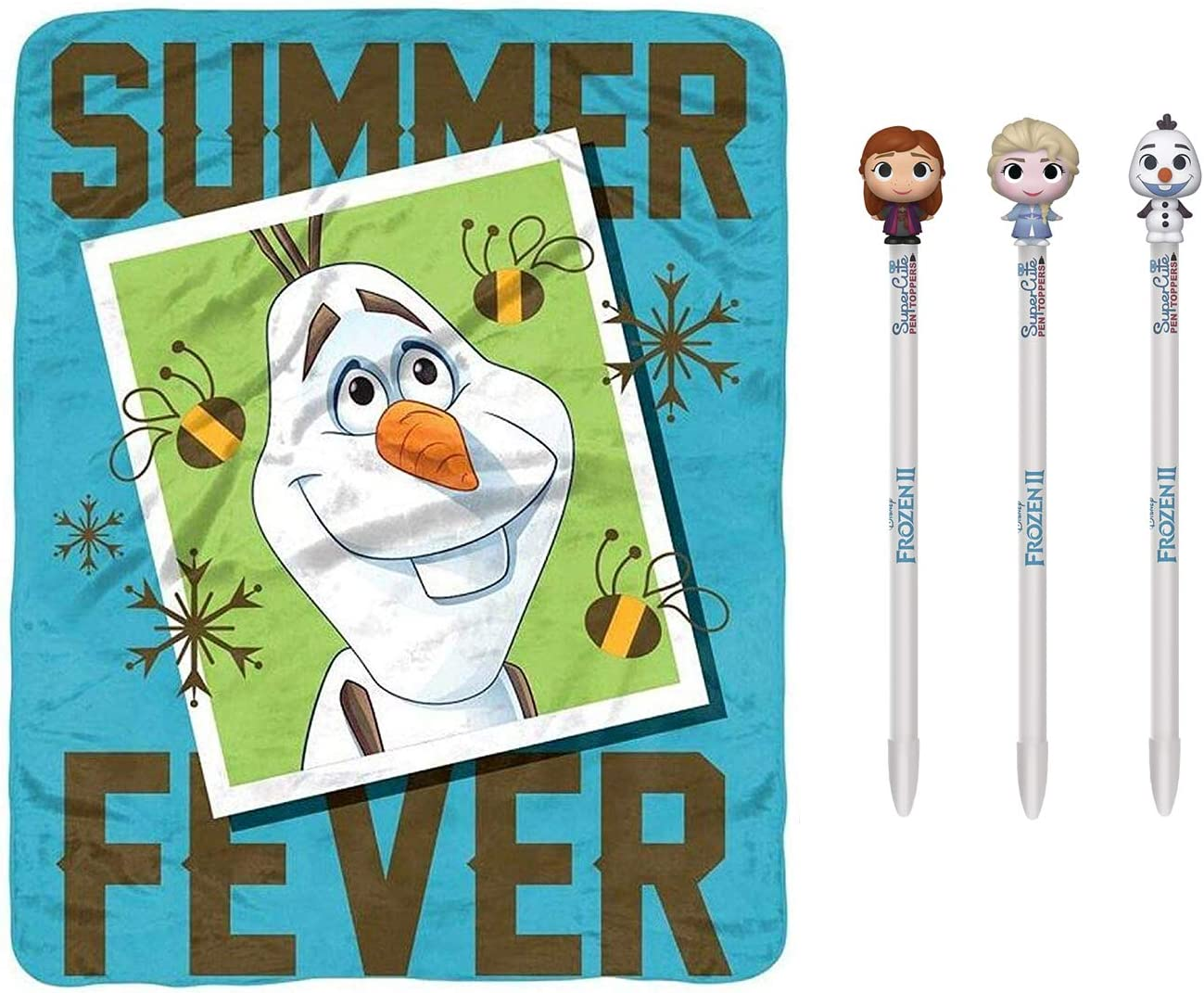 Frozen 2 Anna Funko Pen Toppers