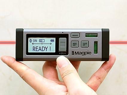 Laser Entfernungsmesser Englisch : Magpie tech vh laser entfernungsmesser mit mehreren