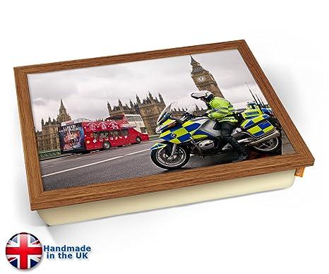 KICO Westminster Police London - Bandeja para cojín, Wood ...