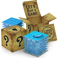 aGreatLife Money Maze Puzzle Box: Perfect Puzzle Money Holder and Brain Teasers for Kids and Adults