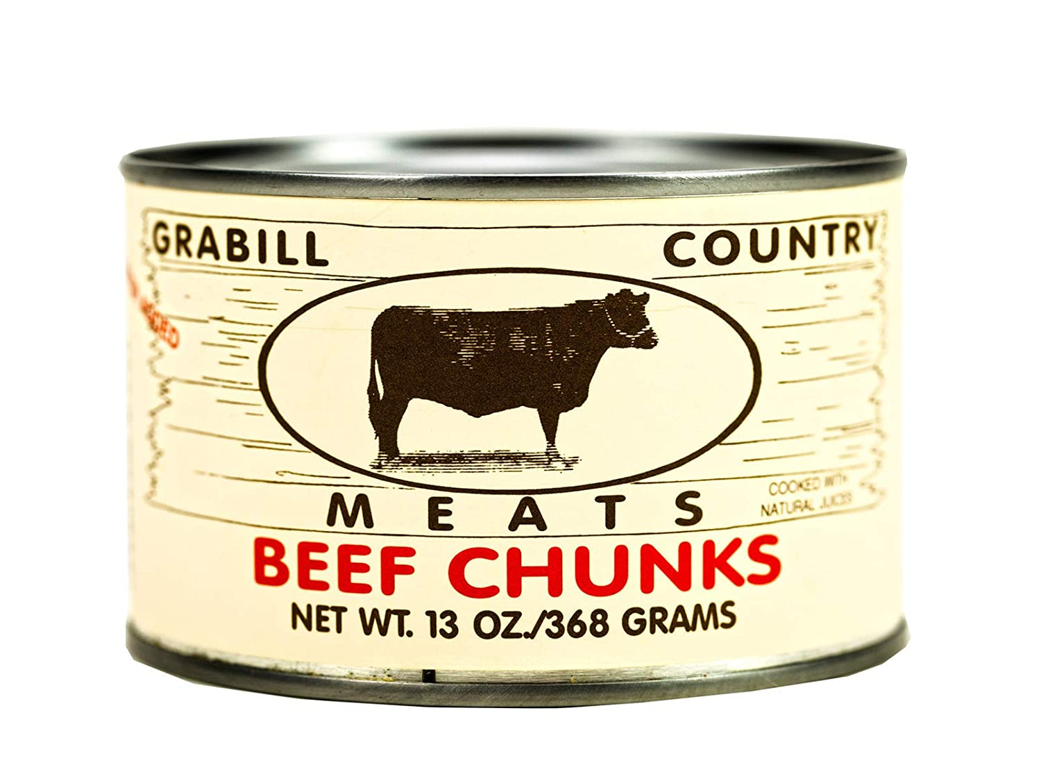 Grabill Country Meats Canned Meats, Variety Pack, Favorite Amish Food, 52 Oz.