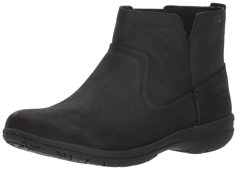 Merrell Women's Encore Kassie Waterproof Fashion Boot B078NDTW2V 10.5 M US|Black