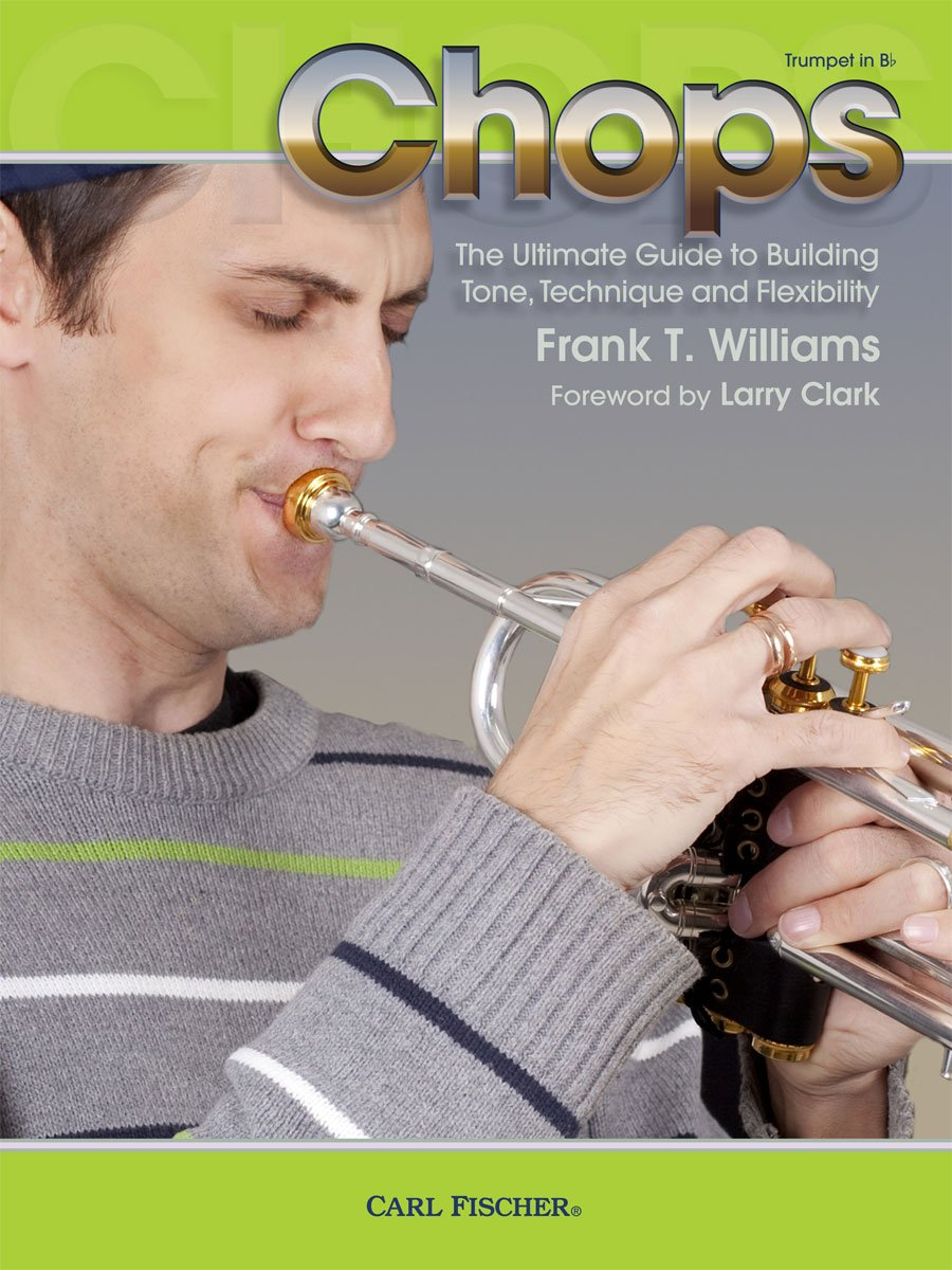 Williams Exercises Chops For Trombone Learn to Play Brass Music Book Frank T