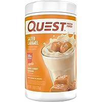Quest Protein Powder Quest Protein Powder Quest Protein Powder Salted Caramel 1.6lb 1.6 Pound