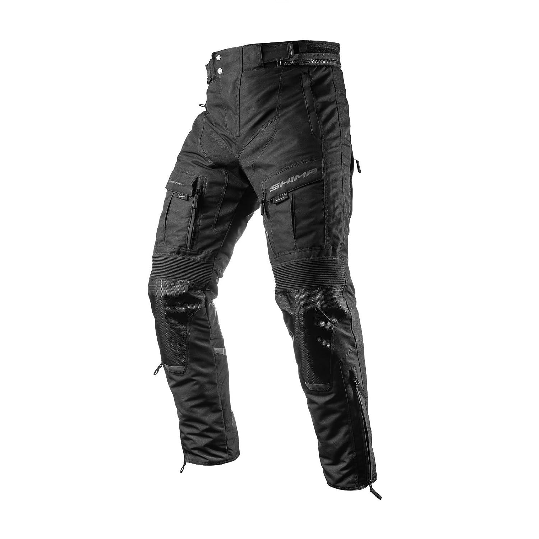 Shima Rift Waterproof Touring X de Shell Protectors Motorcycle Trousers S de 3/x l