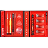 Deyard 38 in 1 Precision Screwdriver Set Repair Tool Kit Fix iPhone Laptop Smartphone MacBook Xbox with Case