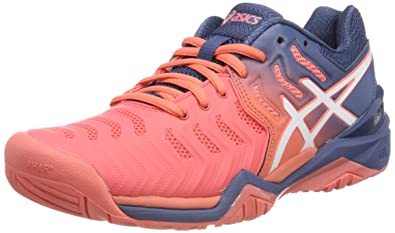 asics gel resolution 36