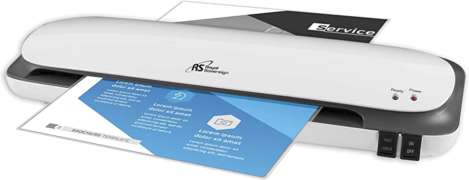 Royal Sovereign Cl 1223 13 Desktop Laminating Machine Amazon Ca Office Products