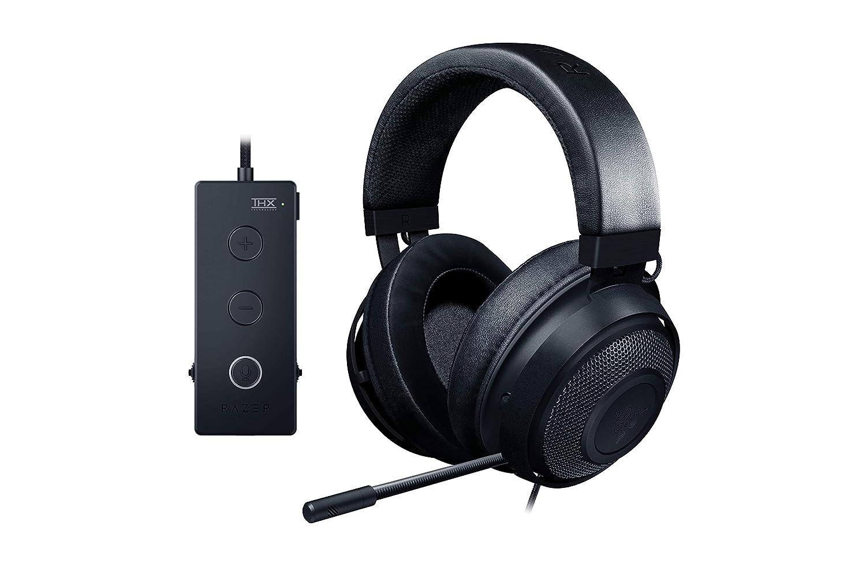 Razer Kraken Tournament Edition - Auriculares para Juegos con Cable y Control de Audio por USB, Color Negro: Amazon.es: Informática