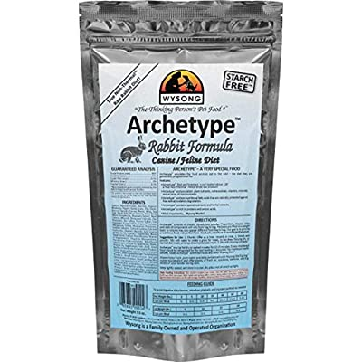 Wysong Archetype Raw Canine/Feline Diet Dog/Cat Food
