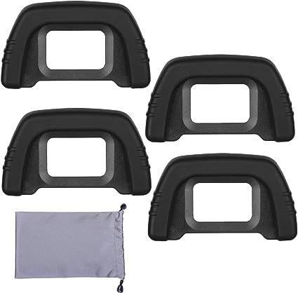 Ocular Dk-21 22mm visor de la Cámara Protector Ocular Nikon Dk21 D7000 D600 D80