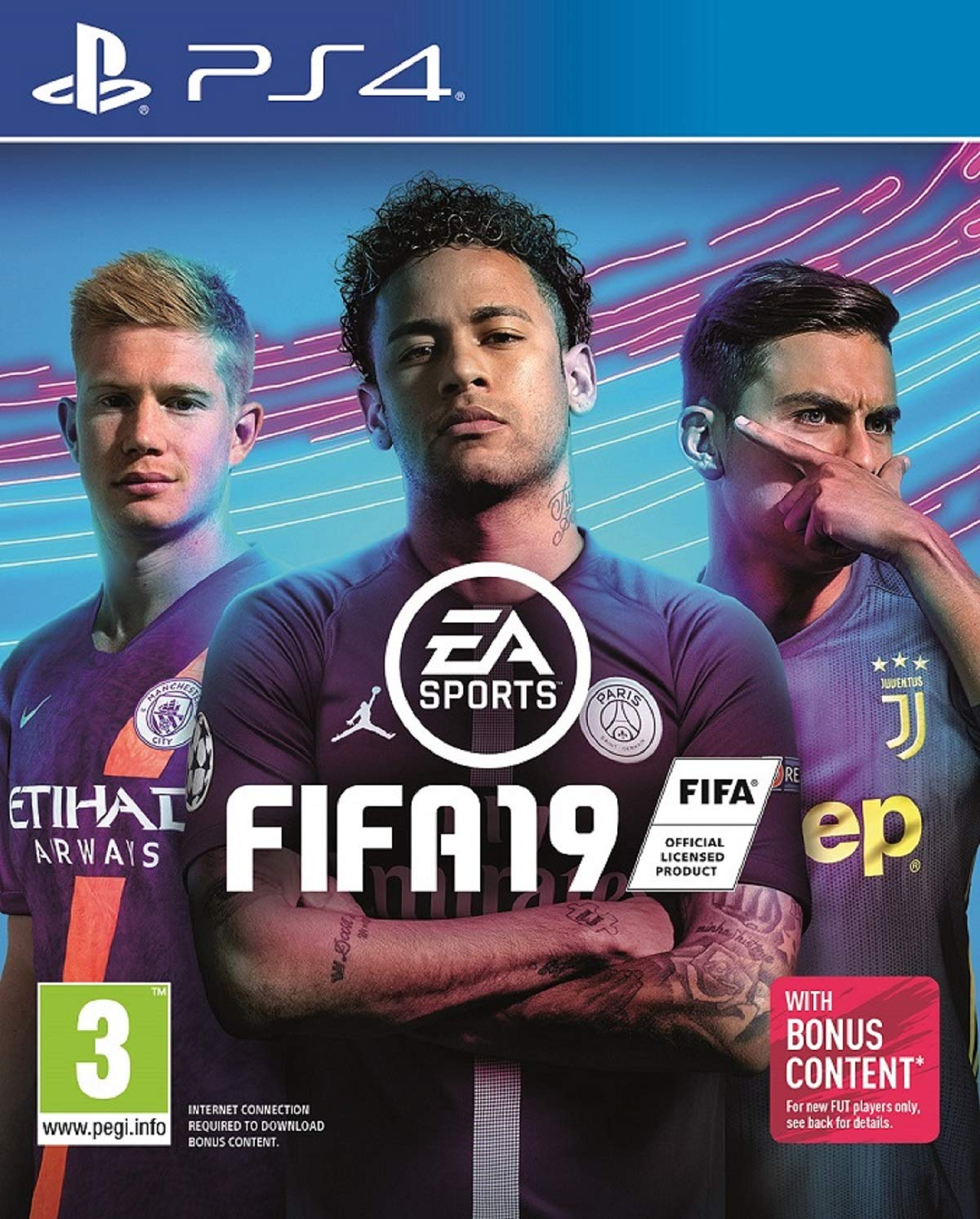 Fifa 19 (PS4) product image