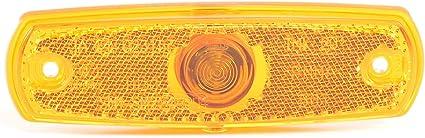 Hella 2ps 962 964 012 Seitenmarkierungsleuchte W3w 24v Lichtscheibenfarbe Gelb Einbau Einbauort Links Rechts Auto