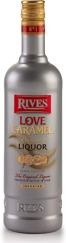 Rives Vodka Caramel Liquor 70cl 30º