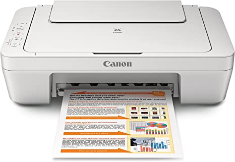 Canon MG2520 Color Photo Printer