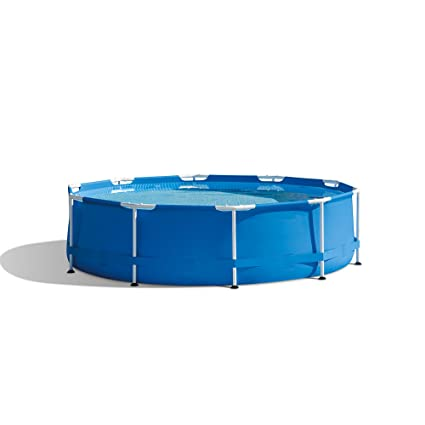 Amazon.com : Family-Pool. This Above Ground Metal Frame Swimming ...