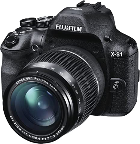 Fujifilm FinePix X-S1 - Cámara compacta de 12 MP (Pantalla de 3 ...