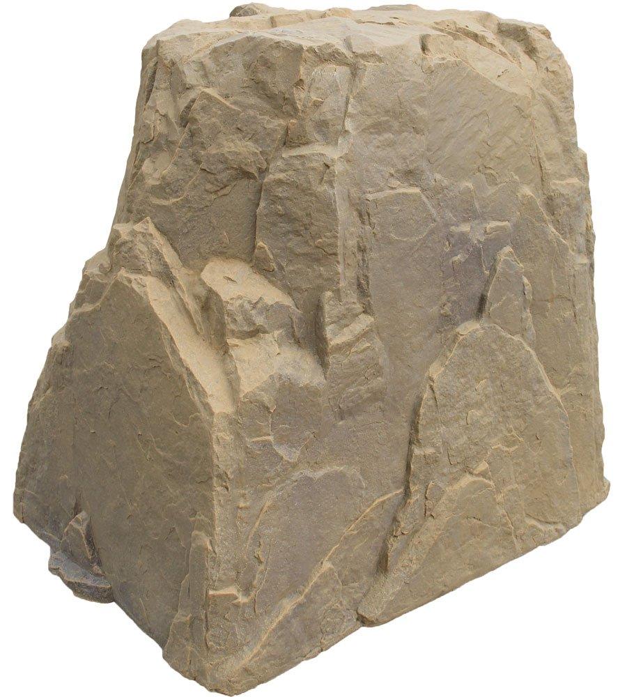 Fake Rock Well Cover Model 114 Sandstone