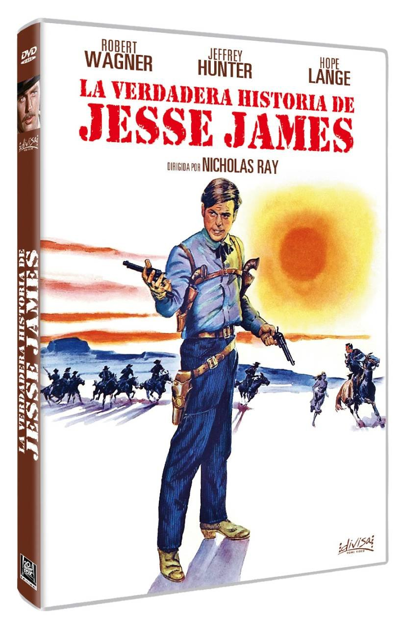La verdadera historia de jesse james [DVD]: Amazon.es: Robert ...