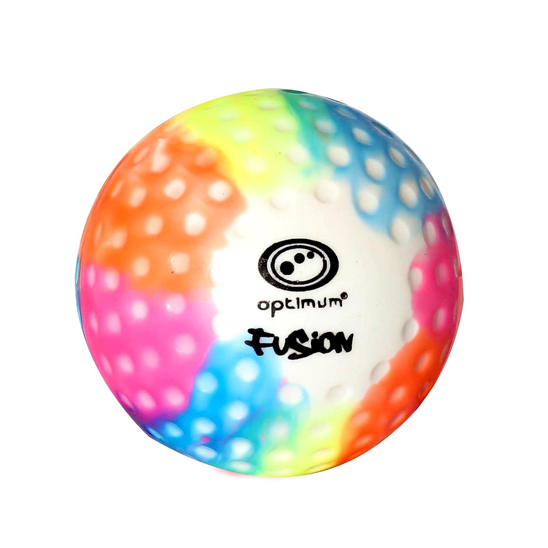 Optimal Unisexe Fusion Dimple Ballon, Multicolore, Taille Unique Optimum HBFDMULTI