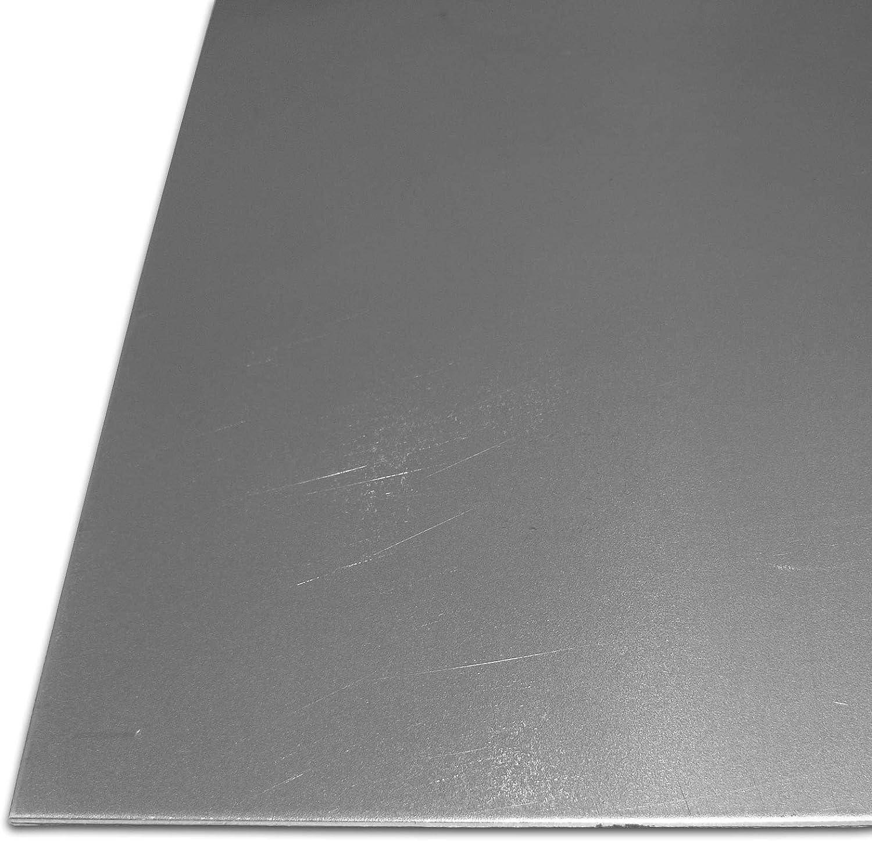 B /& T m/étal t/ôle d/'acier 2,0/mm d/'/épaisseur T/ôle Fine DC01/Fer T/ôle St 1203/Surface Blank huil/é en D/écoupe