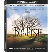 Big Fish [4K Ultra HD + Blu-ray + Digital]