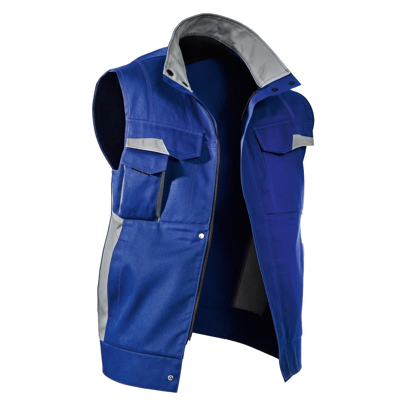 Kübler 7l485365 - 4695 de XL Chaleco Vitamix tamaño, grano azul/medio gris, XL: Amazon.es: Bricolaje y herramientas