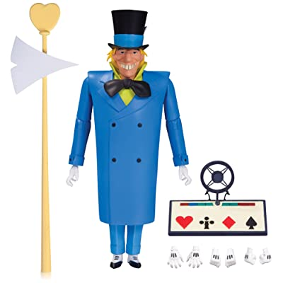 DC Collectibles Batman: The Animated Series: Mad Hatter Action Figure: Toys & Games