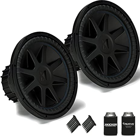 Amazon.com: Kicker 44CVX154 CompVX 15\