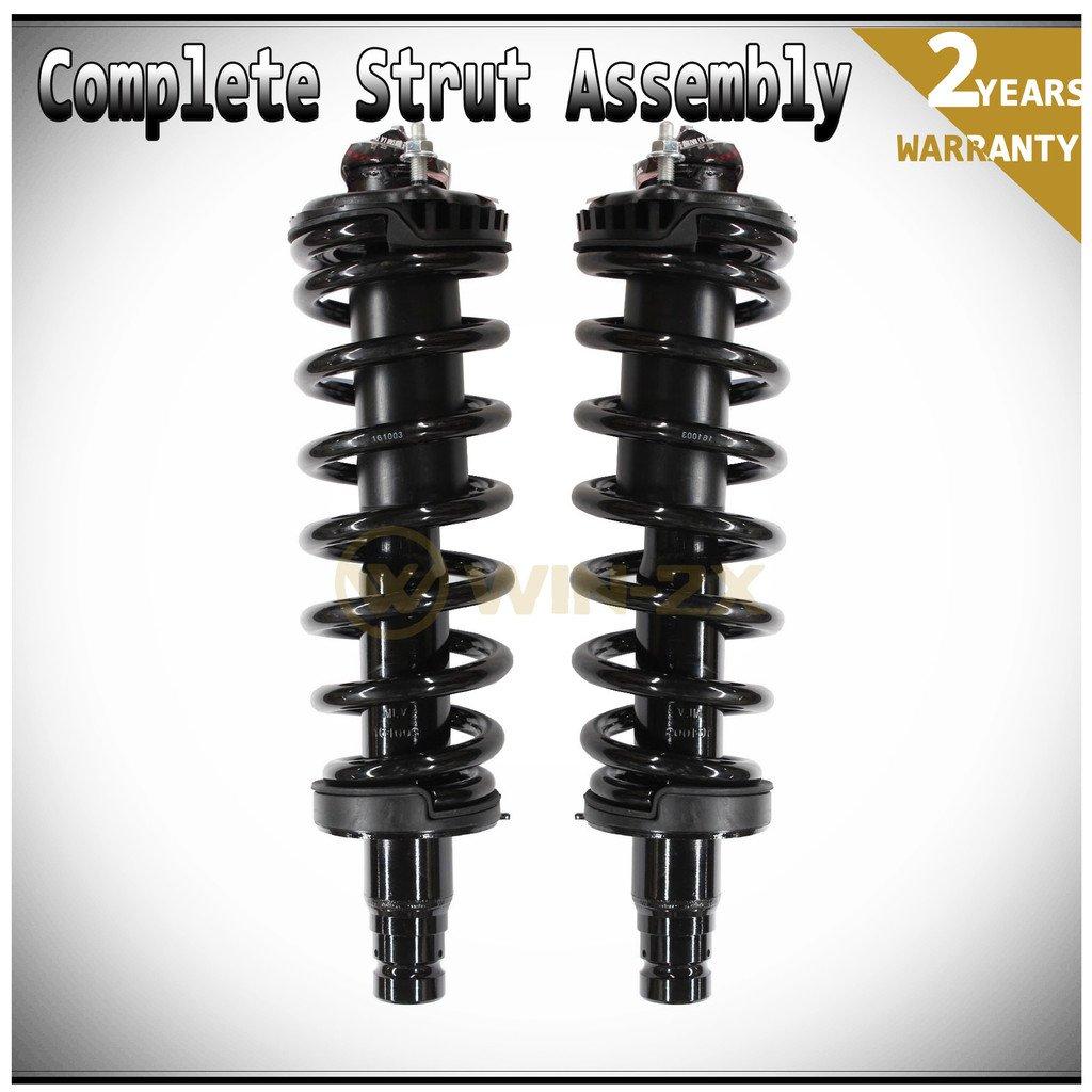 Quick Complete Strut Assembly Shock 2002-2009 Chevrolet Trailblazer Front Unit