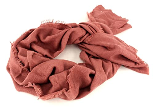Scarf Chaussures Et Cozy Rose Dark Esprit Old Sacs Solid RxYgq50E