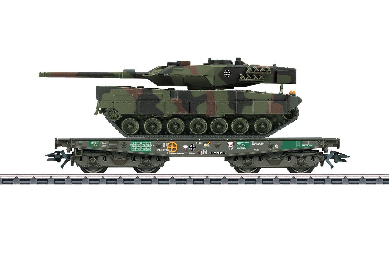 Märklin 048748 Schwerlast-Flachwagen Rlmmps DB AG