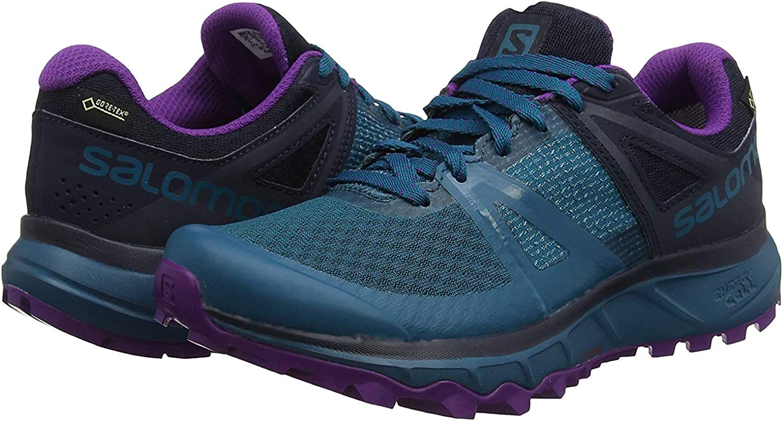salomon women's trailster w trail running shoes 42
