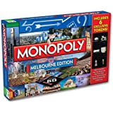 Winning Moves Melbourne Monopoly Board Game