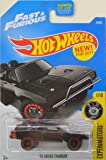 Hot Wheels 2017 Experimotors Fast & Furious '70 Dodge Charger 4/365