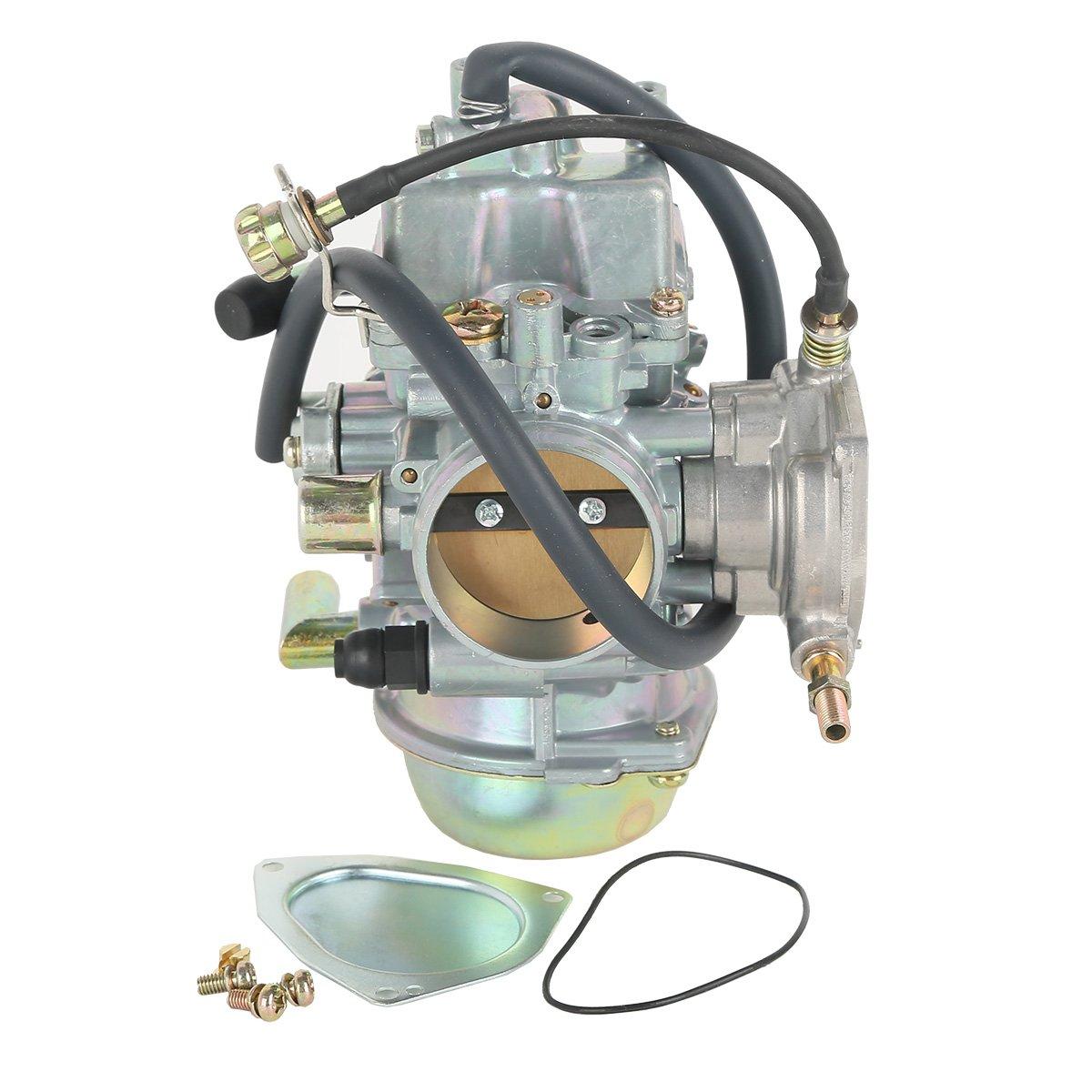 XMT-MOTO Motorcycle Carburetor For Yamaha Grizzly 660 YFM660 2002-2008,Polaris OUTLAW 500 2006,Polaris PREDATOR 500 2003-2006