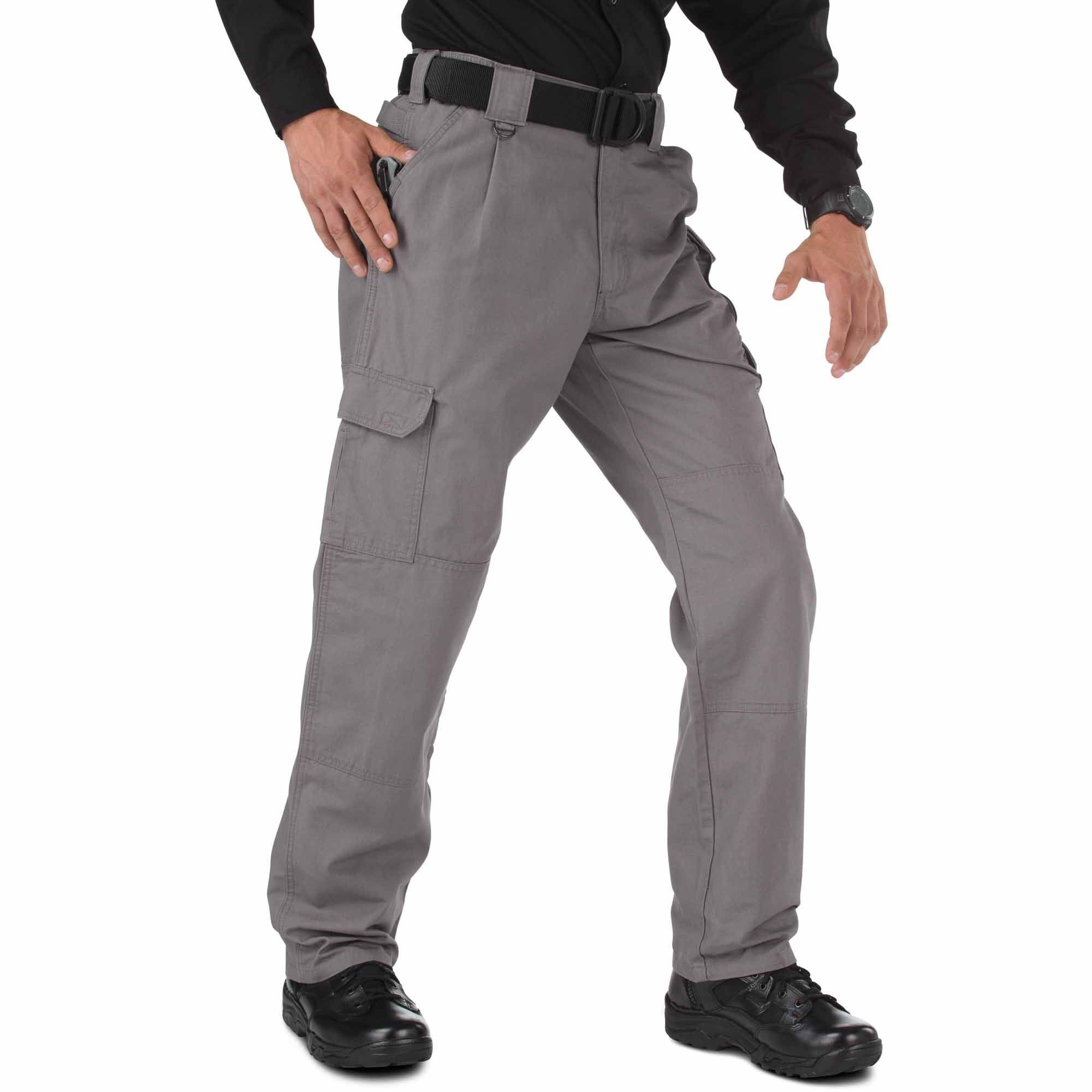 5.11 Tactical Pants,Grey,44Wx34L by 5.11