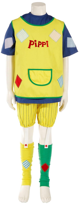 Glow2B Pippi Langstrumpf 44.3600.05 - Disfraz infantil de Pippi Calzaslargas (3 años): Amazon.es: Juguetes y juegos