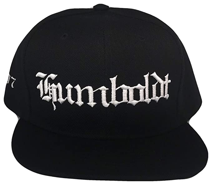 a2abcc772581d Image Unavailable. Image not available for. Color  The Hat Shoppe Humboldt  707 Flat Bill Snapback Flat Bill Cap (One ...