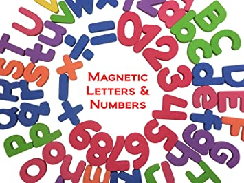 thicker magnetic letters and numbers alphabet number fridge magnet 26 upper case abc