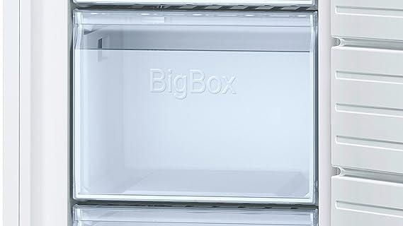 Bosch GSV33VW31 - Congelador (Vertical, Independiente, Color ...