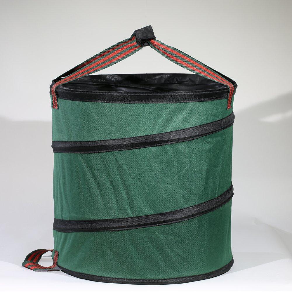 Rubbish Bags Waste Sacks Bin Refuse Sack Leaf Grass Bag Reuseable Garden Bags