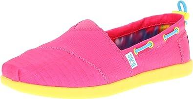 Skechers Kids BOBS Toggle Slip ON Shoes