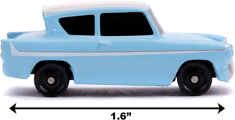 Jada 31719 Hollywood Rides Harry Potter NANO 2 Vehicle Set