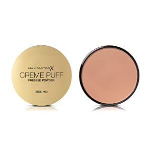 Max Factor Creme Puff Pressed Compact Powder, 21 g - 05 Translucent