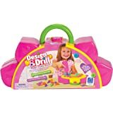 Learning Resources Design & Drill Flower Power Studio Take Along Activity Set
