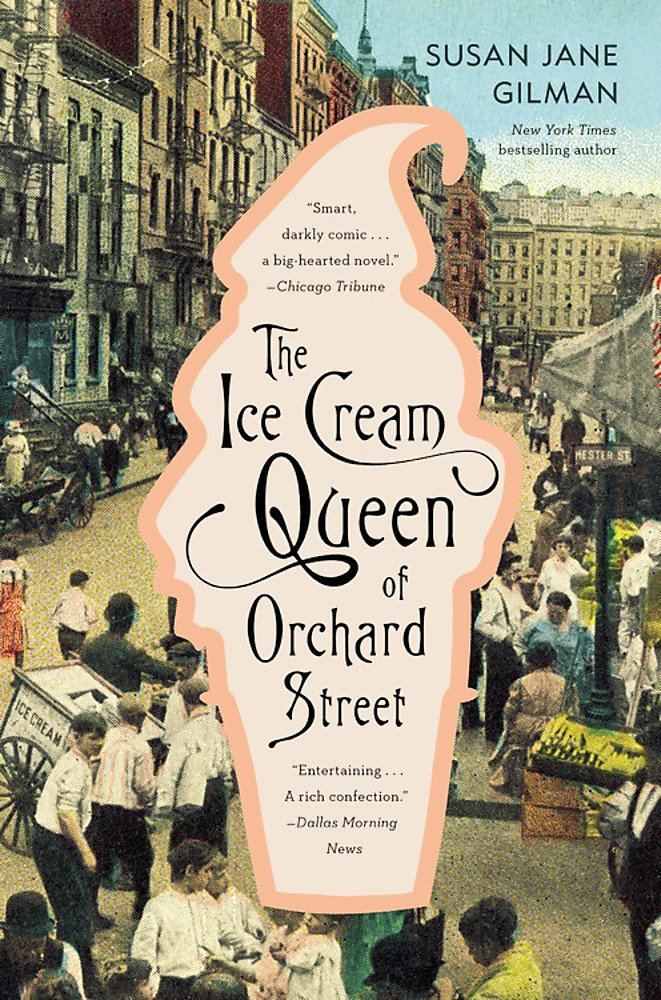 ae2a18e42 Amazon.com  The Ice Cream Queen of Orchard Street  A Novel ...