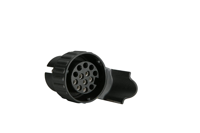 Unitec 10212 12V Mini Adattatore 7-13 Poli
