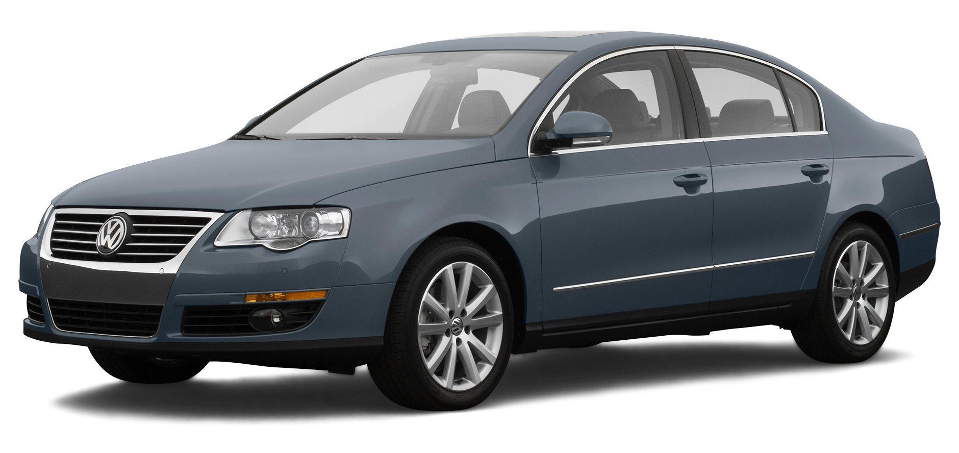 2007 Volkswagen Passat, 4-Door Automatic Transmission Front Wheel Drive ...